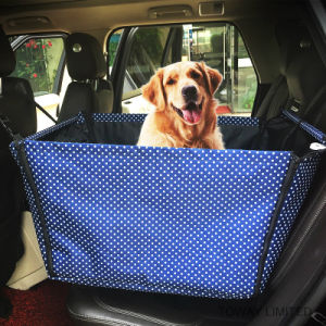 Oxford Waterproof Pet Car Seat Carrier Dog Bags Cover pictures & photos