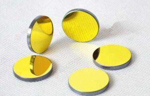 Optical Convex Concave Gold Mirror pictures & photos