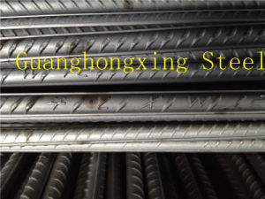 HRB500, ASTM A615 Gr520, JIS SD490, BS4449 Gr460 Deformed Steel Rebar pictures & photos