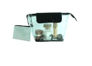 High Quality Clear PVC Cosmetic Bag