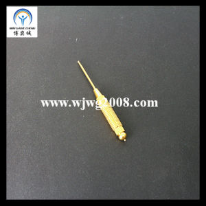 Acpuncture Gold-Plated Spring Loaded Probe D-3 pictures & photos