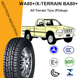 China Boto Winda All Terrain Pickup Tyre Car Tyre pictures & photos