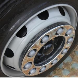 Tractor/Trailer/Truck Parts, Light Weight Steel Wheel Rims 9.00*22.5 11mm pictures & photos