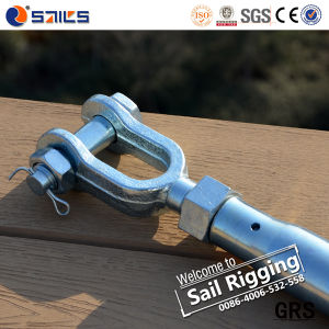 Drop Forged Rigging Screw Closed Body Turnbuckle pictures & photos