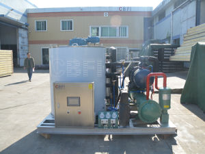 3000 Kg Commercial Flake Icee Maker for Cooling pictures & photos
