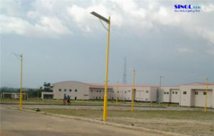 18W LED All in One Solar Street Light Integrated with 40W PV (SNSTY-218) pictures & photos