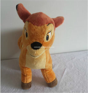 Plush and Stuffed Deer Toy for Gift