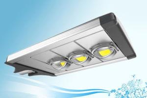Long Lifespan Aluminium 90W~150W COB Bridgelux Epistar LED Street Lamp CE RoHS (HB-168A)