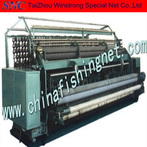 Zrdh Zrsh Series of Twin Hook Type of Rotating Hook Single and Double Knot Netting Machine