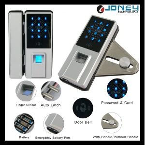 Security Biometric Fingerprint Lock with Remote Control (JYF-L8800) pictures & photos
