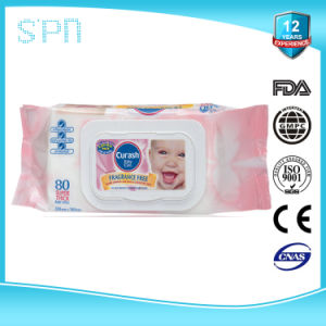 Ultra Soft Unscented Strong Fiber Moisturizes Baby Tissue pictures & photos