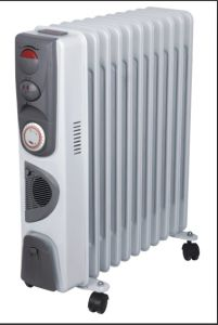 Oil Heater with Wheel Heater (NSD-200-F3) pictures & photos