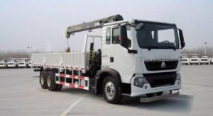 XCMG Heavy Duty Mounted Crane Truck pictures & photos