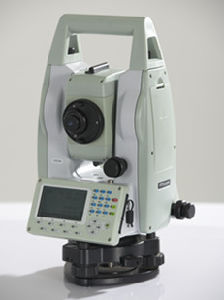 Environmental Consideration in Site Investigation Total Station Measuring Machine pictures & photos