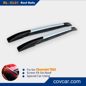 for Chevrolet Car Roof Rack Aluminium Trax Car Roof Rails