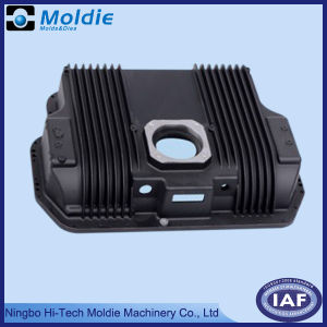 Electrical Cover with Black Coating by Aluminum Die Casting pictures & photos