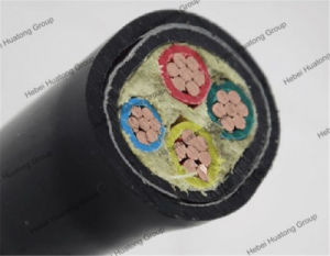 Low Voltage Copper Conductor PVC Insulated Steel Tape Armored Power Cable pictures & photos