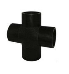 HDPE Butt Welding Fitting of Equal Cross pictures & photos