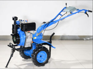 Diesel Rotary Cultivator with New Handle and Tool Bag (1WG6.3-2) pictures & photos