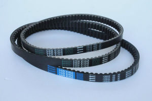 Moulded Rubber Cogged V Belt Fan Belt Transmission Belt for Industrial Machines pictures & photos