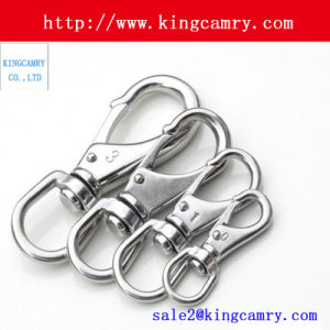 Stainless Steel Swivel Hanging Snap Hook Safety Snap Hooks pictures & photos