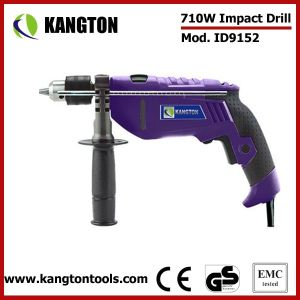 Electric Impact Drill for Drilling Wood & Metal & Concrete pictures & photos