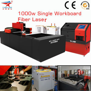 Wholesale CNC Fiber Laser Cutting Machine with Electrical Cabinet pictures & photos