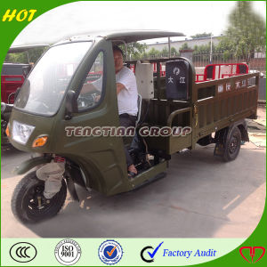 High Quality Chongqing 3 Wheel Scooter Car pictures & photos
