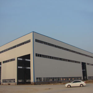 H Profiled Steel Warehouse for Workshop pictures & photos