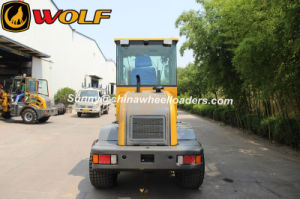 Wolf Zl10 Wheel Loader with New Engine Hood Design pictures & photos