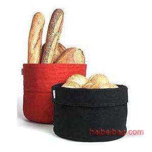 Cotton Bread Basket and Bread Bag (HBCO-51) pictures & photos