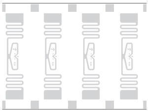 UHF Inlay Impinj E52 Manufacturer