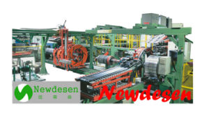 17.5``~24.5``Single Stage Three-Drum Tire Building Machinefor TBR/LTR pictures & photos