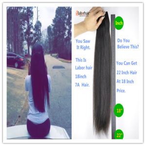8A Brazilian Virgin Hair Weave 100% Human Hair Extension -Little-Known Secret Weapons for Business to Reach Double Profit 003 pictures & photos