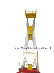 Aluminum Alloy Aerial Work Platform pictures & photos