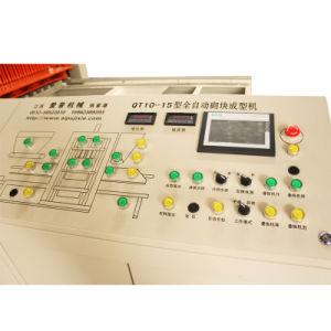 Fully Automatic Conrete Paving Brick Machine (QT10-15) pictures & photos