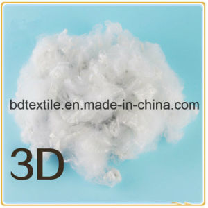 Solid Polyester Staple Fiber for 3D pictures & photos