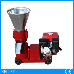 Competitive 7.5HP Gasoline Engine Pellet Machine with High Quality