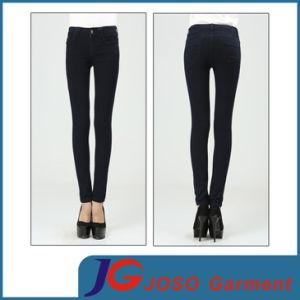 New Style Fashion Jean Women Trousers (JC1284) pictures & photos