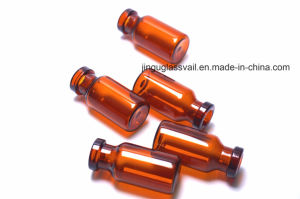 5ml Amber Glass Vial pictures & photos