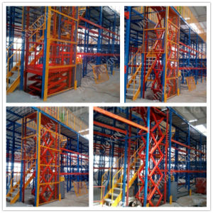 4m Height Warehouse Elevator Lift pictures & photos