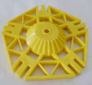 Custom Made Silicone Rubber Plastic Base pictures & photos