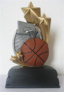 Customized Resin Trophy for Sport Ceremony pictures & photos