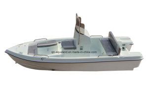 Aqualand 15feet Fiberglass Motor Boat/Speed Power Boat (150) pictures & photos