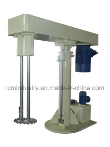 Single Shaft High Speed Paint Disperser pictures & photos