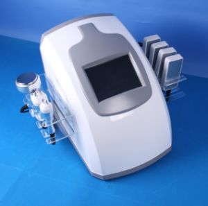 2013 New Facial Vacuum RF Reshape Lipolaser Slimming Machine pictures & photos