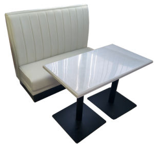 Restaurant Furniture Booth and Table pictures & photos