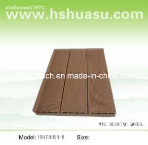 Plastic Wood Floor (150H25-B) pictures & photos