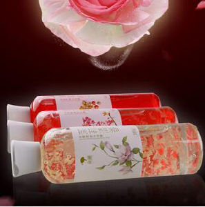 Natural Flower Skin Whitening Shower Gel pictures & photos