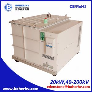 Electron beam welder high voltage power supply 20kW 200kV EB-380-20kW-200kV-F50A-B2kV pictures & photos
